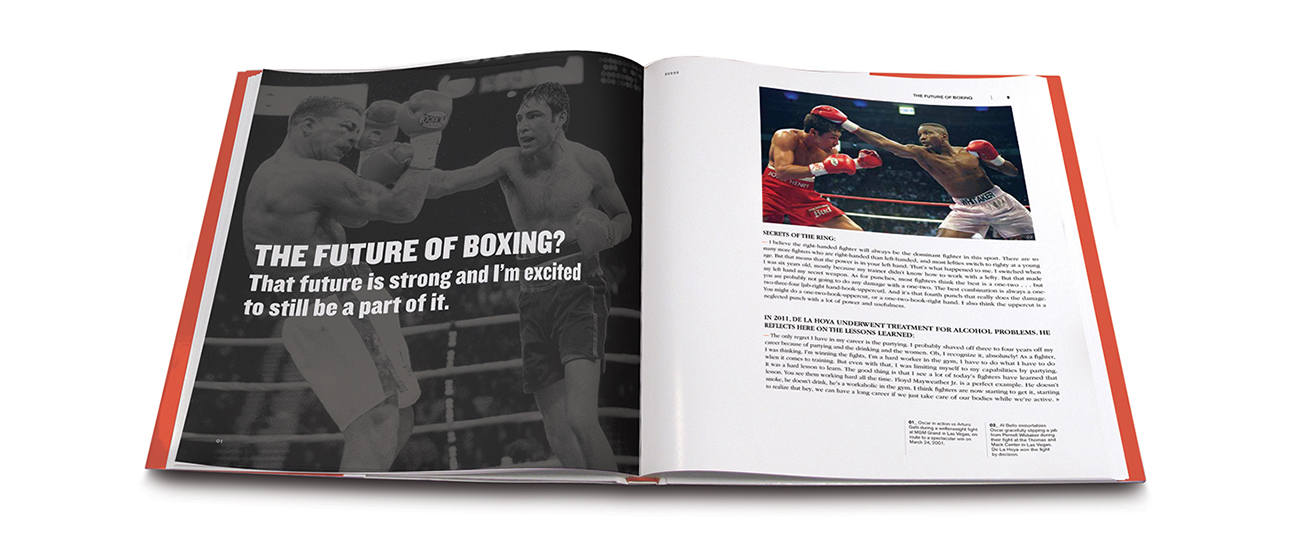 Upperkut launches a knock-out book on the future of boxing