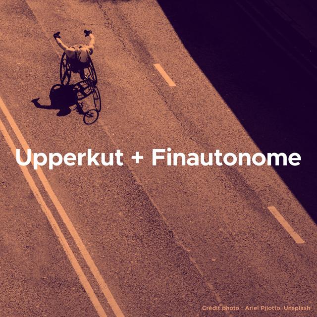Finautonome s'allie à Upperkut